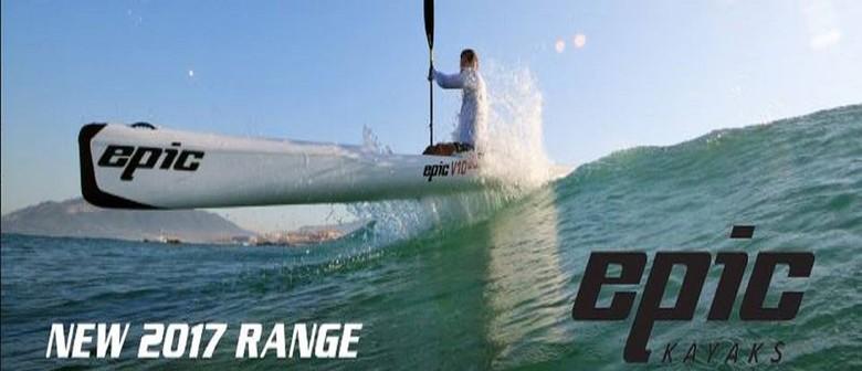 Epic Surf-ski Kayak Demo Day
