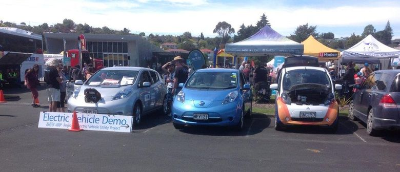 Festival of Motorsport - Electric Car Demos