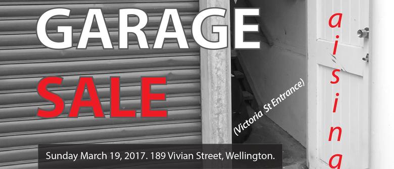 The Pablos Garage Sale