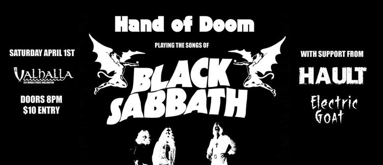 Hand of Doom - Black Sabbath Covers