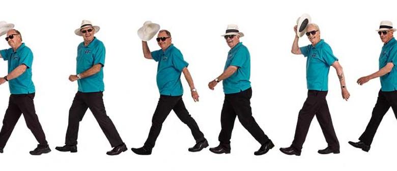 Walking on Sunshine – NZ Young at Heart Chorus