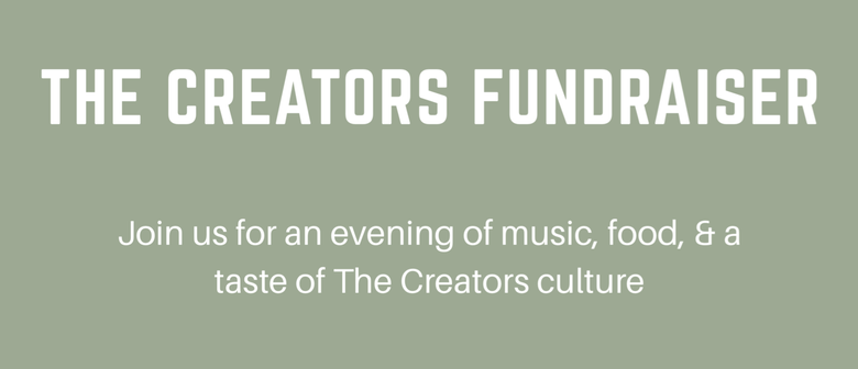 The Creators Fundraiser
