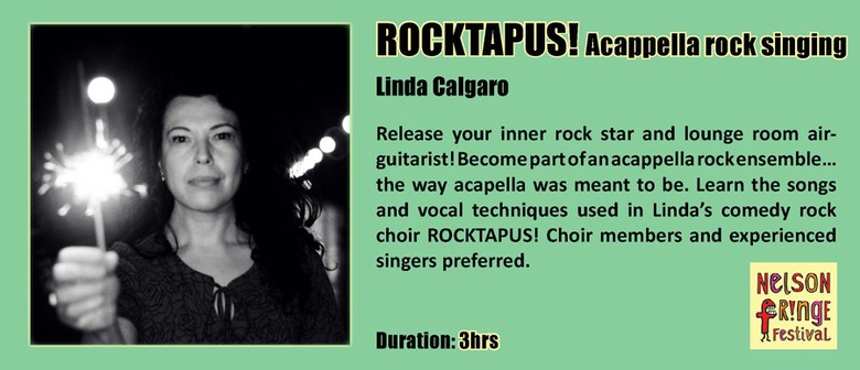 Rocktapus! Acappella Rock Singing