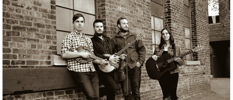 The All Day Breakfast Stringband (Canada) NZ Tour