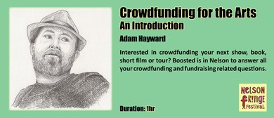 Crowdfunding for The Arts - An Introduction