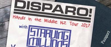 Disparo (Aus) NZ Tour