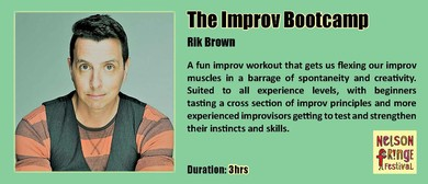 The Improv Bootcamp