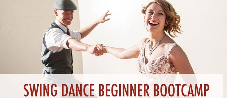 Lindy Hop (Swing) Beginner Bootcamp