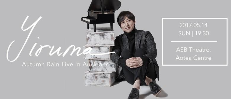 Yiruma - Autumn Rain Live In Auckland