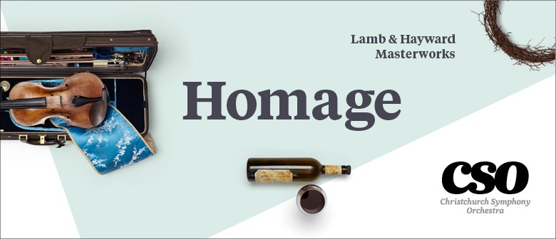 Lamb & Hayward Masterworks: Homage