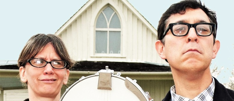 Americana Duo Hungrytown to Perform In Kaitaia