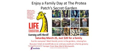 Life Education Trust Rodney Family Day at The Protea Patch: CANCELLED