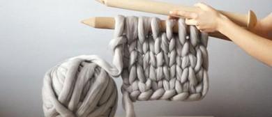 Giant Knitting