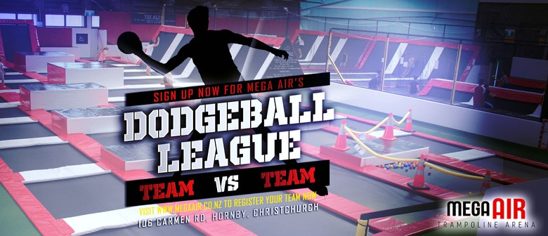 Junior Dodgeball Knock-Out Tournament
