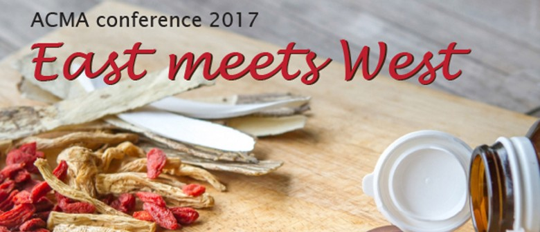ACMA Conference 2017 - East Meets West