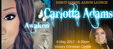 Carlotta Adams - Awaken Debut Album Launch