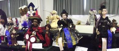 Rose City Porcelain Doll Club Doll & Bear Show