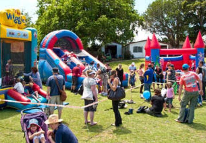 St Clair School Fair - Dunedin
