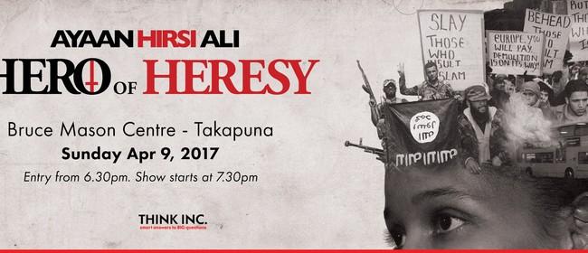 Ayaan Hirsi Ali - Hero of Heresy: CANCELLED