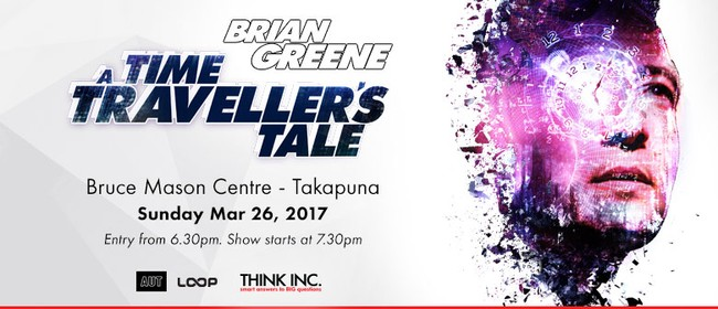 Brian Greene: A Time Traveller's Tale