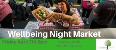 Wellbeing Night Market
