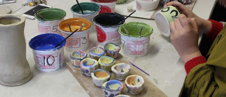 Studio One Toi Tū - Unique Clay Vessels