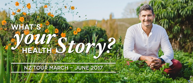 What's Your Health Story?