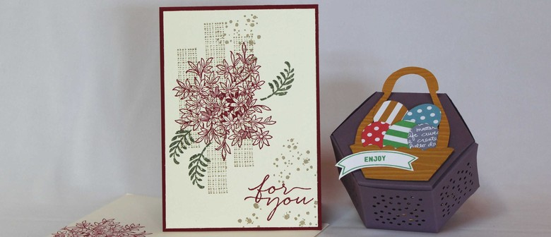 Craft class easter gift box and handmade greeting card craft class easter gift box and handmade greeting card negle Images
