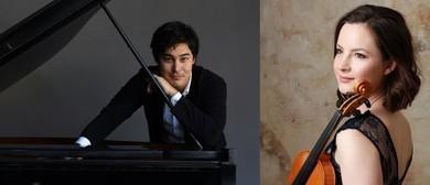 Violin/Piano Recital - Amalia Hall and Christopher Park