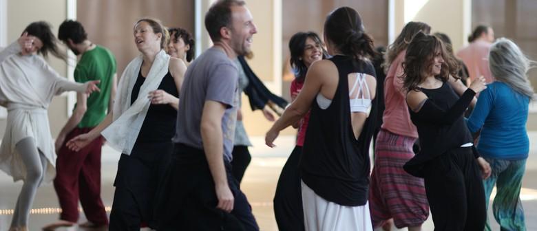 5 Rhythms Workshop:  My Body, My Ground