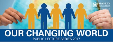 Our Changing World Lecture Series