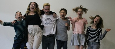 Holiday Programme: Comedy and Improvisation 11-14 Years