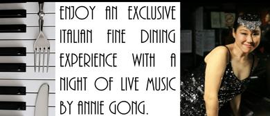 Music & Italian Special Dinner