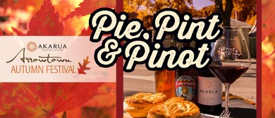 Pie, Pint and Pinot