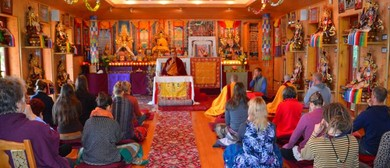 Life of A Tibetan Monk In a Monastery: Public Talk In Nelson