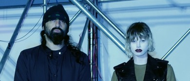 Crystal Castles With Support From Crooked Colours