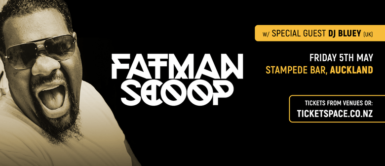 Fatman Scoop: CANCELLED