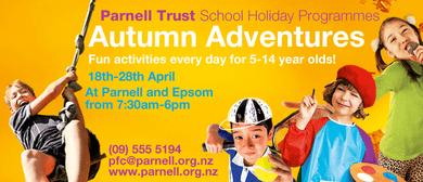 Mini Golf & Silo Park Playground - A Parnell Trust Programme