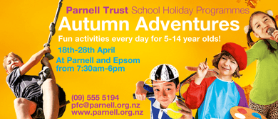 Coding is Cool! - Parnell Trust School Holiday Programme