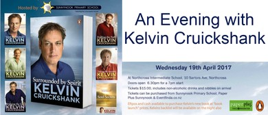 An Evening With Kelvin Cruickshank