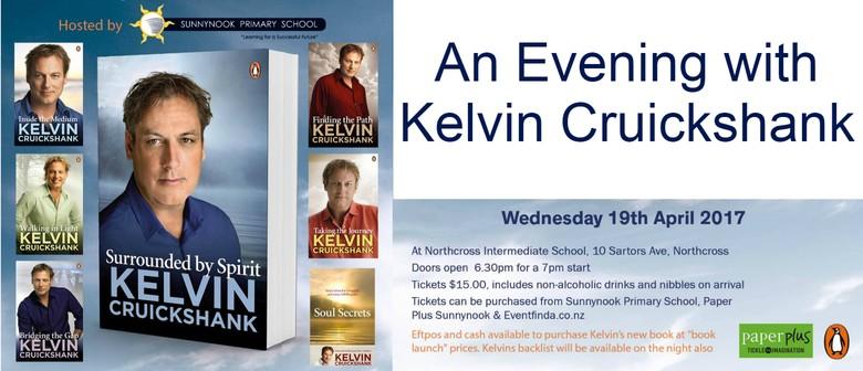 An Evening With Kelvin Cruickshank