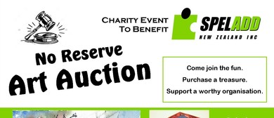 SPELADD No Reserve Charity Auction