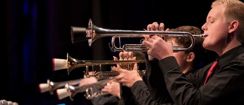 The Festival High School Jazz Band Concert