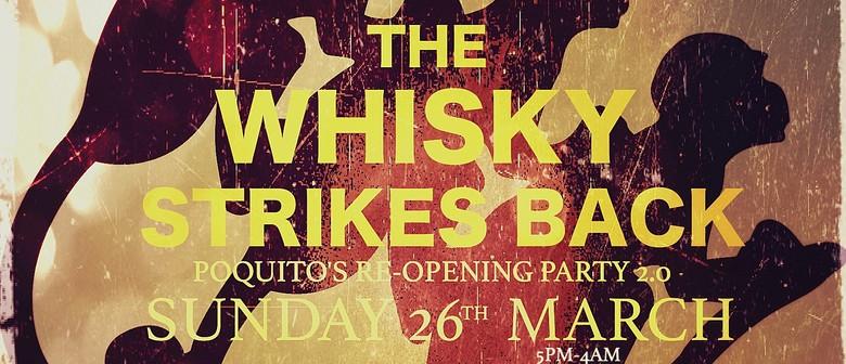 The Whisky Strikes Back