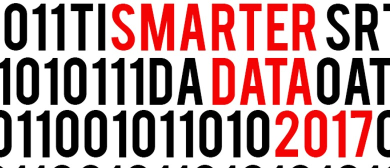 Smarter Data 2017- Using Data for Marketing Professionals