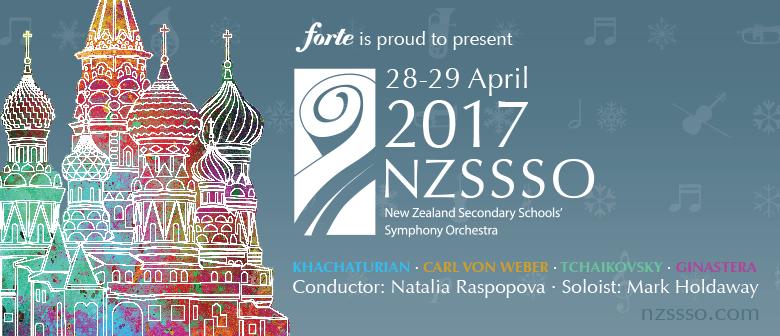 NZ Seconday Schools Symphony Orchestra