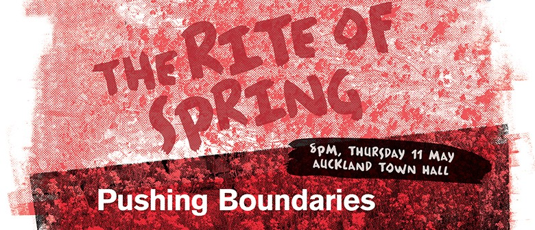 Pushing Boundaries - Auckland Philharmonia Orchestra