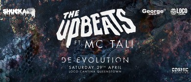 The Upbeats: MC Tali