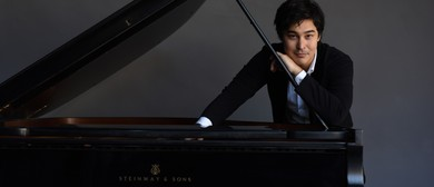 Piano Masterclass With Christopher Park