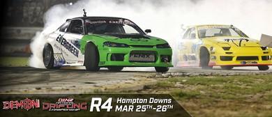 Demon Energy D1NZ Drifting Championship: Hampton Downs 2017